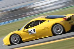 #23 Ferrari of Central Florida Ferrari 458: Onofrio Triarse