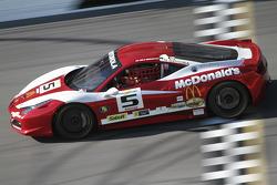 #5 Ferrari of Atlanta Ferrari 458: Jim Booth