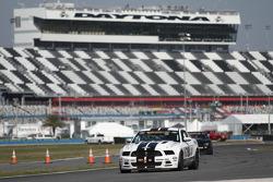 #78 Racers Edge Motorsports Mustang Boss 302R GT: Richard Golinello, David Levine