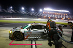Pit stop for #52 Audi Sport Customer Racing/APR Motorsport Audi R8 Grand-Am: Frank Stippler, Marc Basseng, Ian Baas, Ren Rast