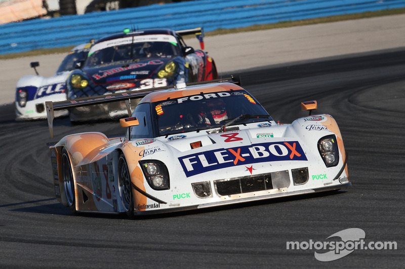 #8 Starworks Motorsport Ford Riley: Gaetano Ardagna, Jan Charouz, Brendon Hartley, Scott Mayer, Ivan Bellarossa