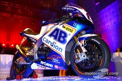 The 2013 Cardion AB Aprilia ART