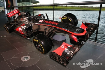 The new McLaren MP4-28
