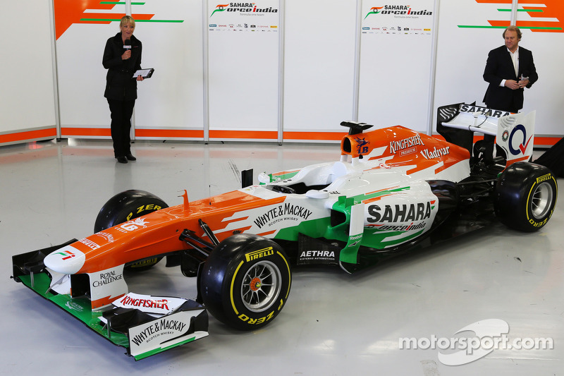 The Sahara Force Inida VJM06