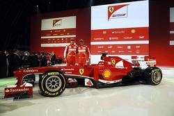 Felipe Massa and Fernando Alonso, Scuderia Ferrari