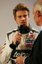 Nico Hulkenberg, Sauber