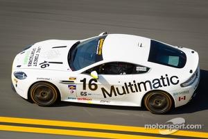 #16 Multimatic Motorsports Aston Martin Vantage: Nick Mancuso, Frankie Montecalvo