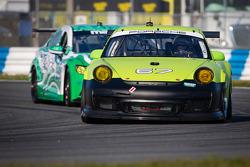 #67 TRG Porsche GT3 Cup: Emmanuel Collard, Nic Jonsson, Tracy Krohn, Romain Dumas