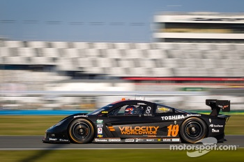 #10 VelocityWW Corvette DP: Max Angelelli, Jordan Taylor, Ryan Hunter-Reay