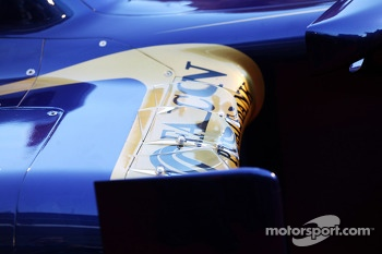 Scuderia Toro Rosso STR8 sidepod detail