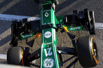 Caterham nosecone and front wing