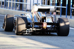 Esteban Gutierrez, Sauber C32 running sensor equipment