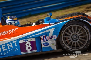#8 BAR 1 Motorsports Oreca FLM09 Chevrolet: Kyle Marcelli, Chris Cumming, Stefan Johansson