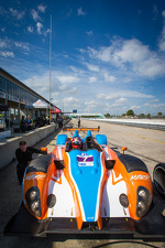 #7 BAR 1 Motorsports Oreca FLM09 Chevrolet: Rusty Mitchell, Chapman Ducote