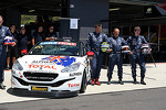 The Peugeot RCZ Cup is unveiled