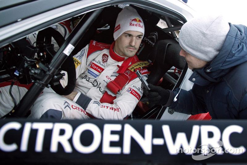 Daniel Sordo, Citroën Total Abu Dhabi World Rally Team