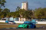 #17 Team Falken Tire Porsche 911 GT3 RSR: Bryan Sellers