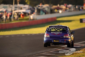 #7 Maximum Motorsport Subaru Impreza WRX STi: Dean Herridge, John O'Dowd, Angus Kennard