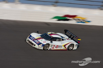 #2 Starworks with Alex Popow Ford Riley: Sbastien Bourdais, Ryan Dalziel, Allan McNish, Alex Popow