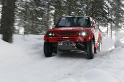 Jouni Matti Ampuja, Mitsubishi