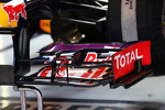 Red Bull Racing RB9 front wing detail
