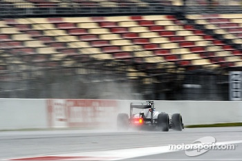 Esteban Gutierrez, Sauber C32