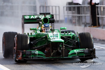 Charles Pic, Caterham CT03