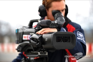 Sky F1 3D cameraman