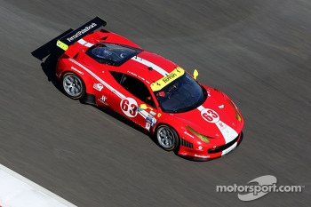 #63 Scuderia Corsa Ferrari 458: Alessandro Balzan, Alessandro Pier Guidi