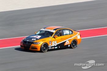 #65 RACE EPIC/Murillo Racing BMW 328i: Ara Malkhassian, Tim Probert