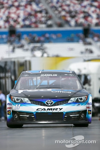Denny Hamlin, Joe Gibbs Racing Toyota