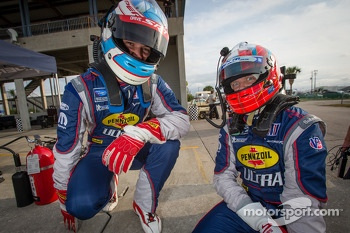 Dominik Farnbacher and Ryan Dalziel