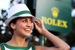 Rolex girl 