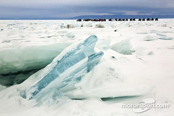 The magesty of Baikal Lake