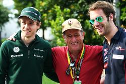 Charles Pic, Caterham and Jean-Eric Vergne, Scuderia Toro Rosso