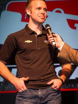 Drivers presentation: Ed Carpenter, Ed Carpenter Racing Chevrolet
