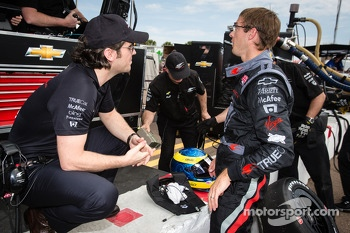 Sbastien Bourdais, Dragon Racing Chevrolet with Jay Penske