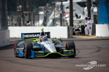 Josef Newgarden, Sarah Fisher Hartman Racing Hionda