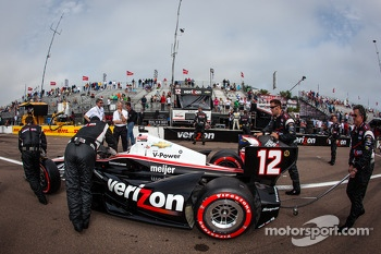 Car of Will Power, Team Penske Chevrolet
