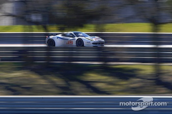 #52 Ram Racing Ferrari 458 Italia: Johnny Mowlem