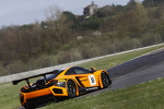 #16 Drr Motorsport McLaren MP4-12C: Niclas Kentenich, Daniel Keilwitz