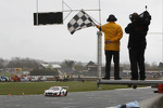 #13 Belgian Audi Club Team WRT Audi R8 LMS ultra: Frank Stippler, Edward Sandström takes the checkered flag