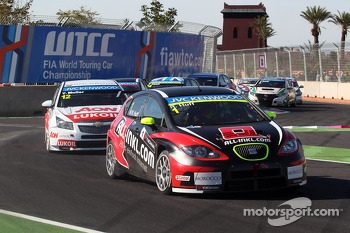 Robert Huff, SEAT Leon WTCC, ALL-INKL.COM Munnich Motorsport 