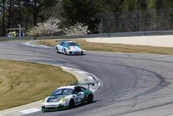 Park Place Motorsports Porsche GT3: Mike Vess, Mike Skeen