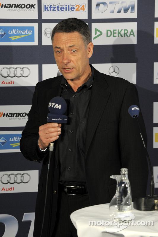 Christian Schacht, Secretary General DMSB
