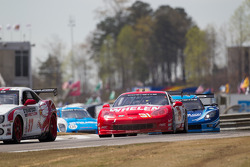 Marsh Racing Corvette: Eric Curran, Boris Said