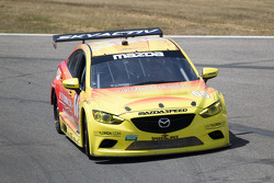Visit Florida Racing/Speedsource Mazda6 GX: Joel Miller, Tristan Nunez