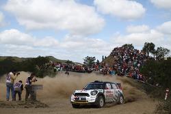 Michal Kosciuszko, Maciek Szczepaniak, Mini John Cooper Works WRC