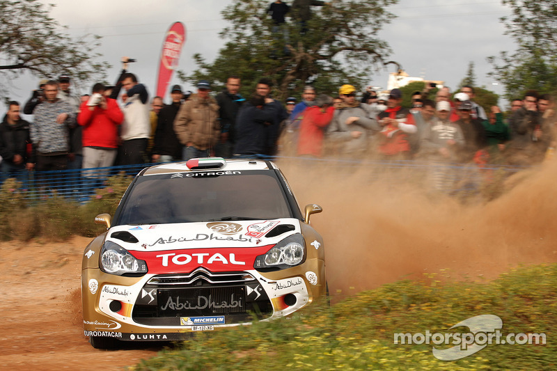 Khalid Al Qassimi, Michael Orr, Ford Fiesta RS WRC, Team Abu Dhabi