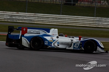 #47 KCMG Morgan Nissan: Alexandre Impertori, Matthew Howson, Jim Ka To